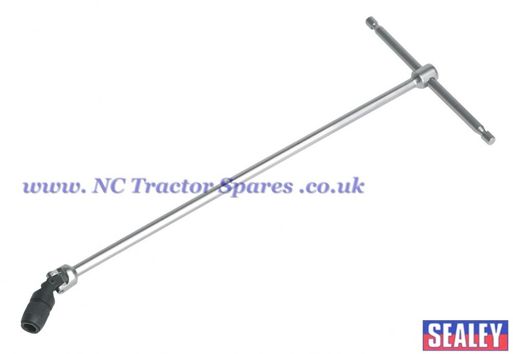 T-Handled Driver with 10mm Flexi-Bit Holder